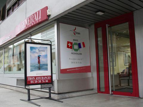 Agence d'Evian les bains